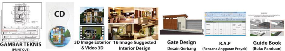 PERTAMA DI INDONESIA. Paket Desain Exterior 3D & Interior Rumah. Coba Gratis.........