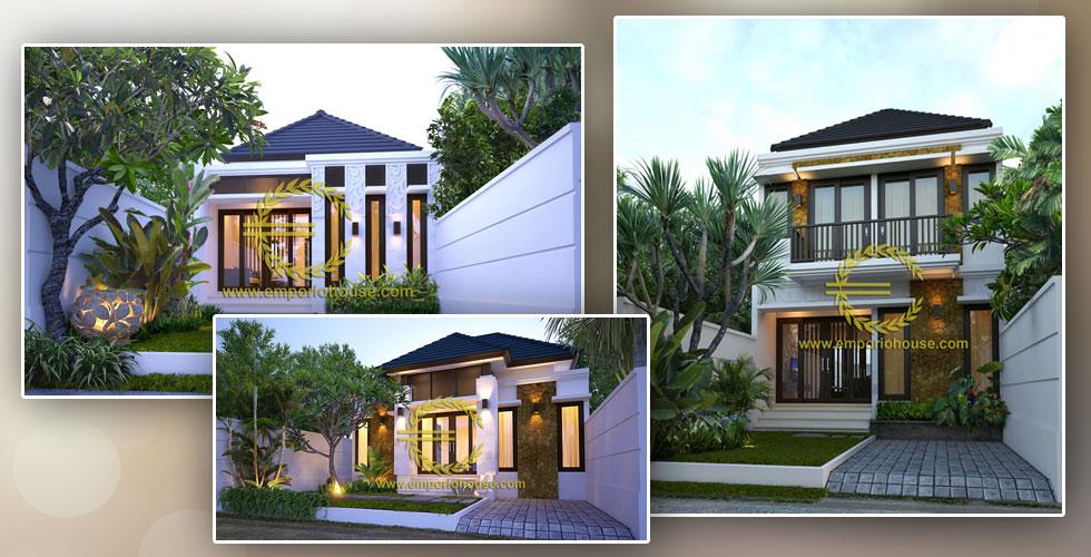 Paket Desain Rumah 5 Juta - 7,5 Juta Siap Bangun
